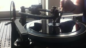 Lathe Recording